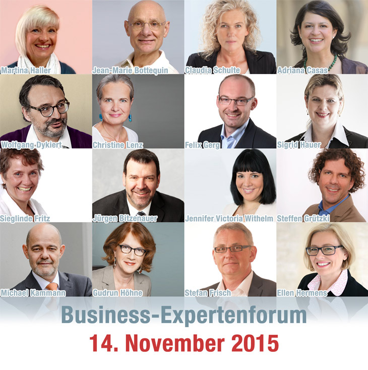 Publikationen Business Expertenforum Claudia Schulte