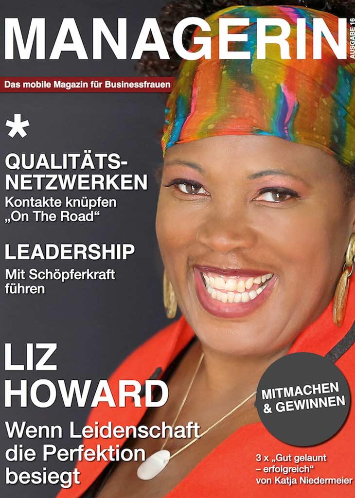 Publikationen MANAGERIN Magazin Claudia Schulte