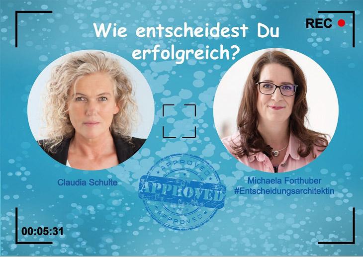 Publikationen Experten Interview Claudia Schulte