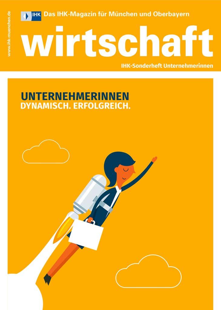 Publikationen IHK München Claudia Schulte